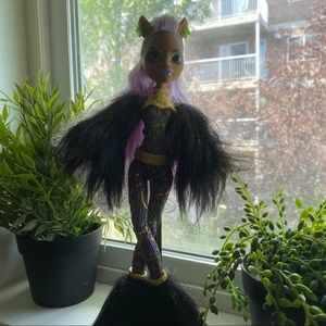 Monster High - Ghouls Rule Clawdeen Wolf